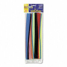 Jumbo Stems, 100/Pack