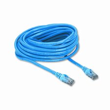 High Performance Cat6 UTP Patch Cable, 25 Ft.