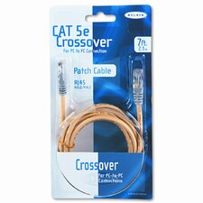 Cat5E Crossover Patch Cable
