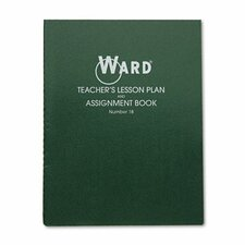 Ward Lesson Plan Book, 100 Pages