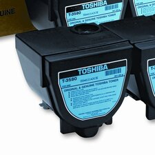 T3580 OEM Toner Cartridge, 10000 Page Yield, Black