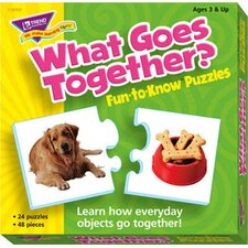 Puzzle What Goes Together