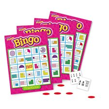 Bingo Fractions Ages 10 & Up