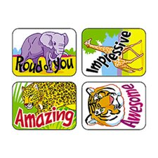 Applause Stickers Awesome Animals