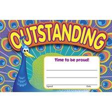 Awards Outstanding Peacock