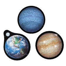 <strong>Trend Enterprises</strong> Sparkle Stickers Solar System