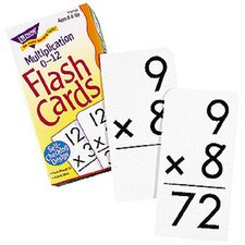 Flash Cards Multiplication 91/box