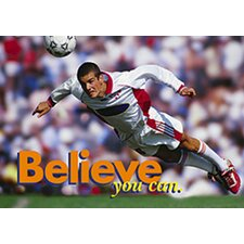 Poster Believe You Can