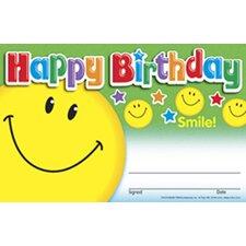 Awards Happy Birthday Smile