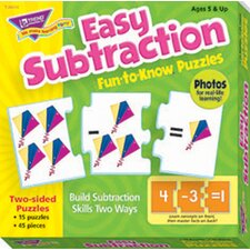 Easy Subtraction Puz Fun-to-know