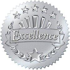 Award Seal Excellence Silver