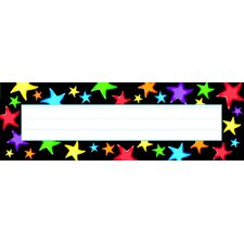 Gel Stars Desk Topper Name Plates