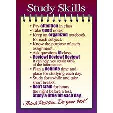 Poster Study Skills 13 X 19 Large