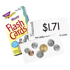 Flash Cards Money 96/box