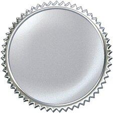 Award Seal Silver Burst
