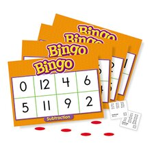 Bingo Subtraction Ages 6 & Up