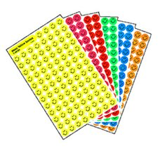 Superspots Stickers Neon 2500/pk