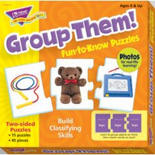 Group Them Classifying Puz Fun-to-