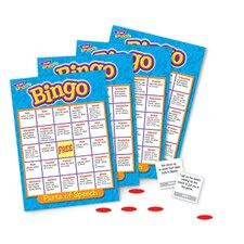 Bingo Parts Of Speech Ages 8 & up