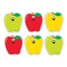 <strong>Trend Enterprises</strong> Apples/mini Variety Pk Mini Accents