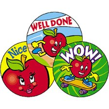 Stinky Stickers Amazing Apples 60pk