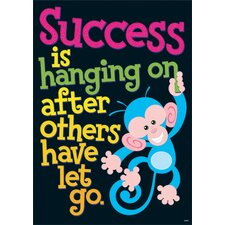 Success Is Hanging On After Others