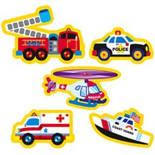 Supershapes Rescue 184-208/pk