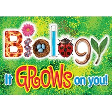 Biology It Grows On You Argus Large