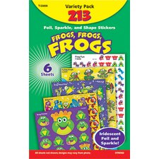 Frogs Frogs Frogs Variety Pk