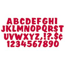 Ready Letters 4 Splash Red