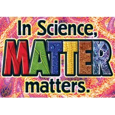 In Science Matter Matters Argus