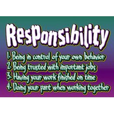 Poster Responsibility