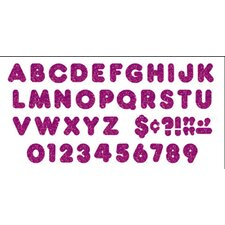 Ready Letters 3 Inch Casual Purple
