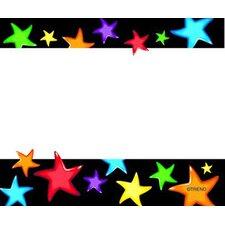 Gel Stars Name Tags