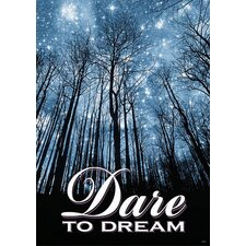 <strong>Trend Enterprises</strong> Dare To Dream Large Poster