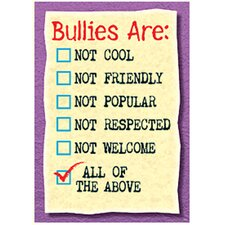 Poster Bullies Are Not Cool Not