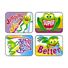 Applause Stickers Friendly 100/pk