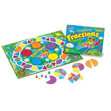Frog Pond Fractions Game Ages