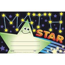 Awards Math Star