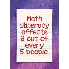<strong>Trend Enterprises</strong> Math Illiteracy Affects 8 Out Of