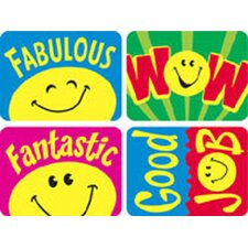 Applause Stickers Smiley Faces