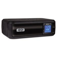 <strong>Tripp Lite</strong> Smart LCD 1000Va Ups 120V with Usb, Rj11, Coax, 8 Outlet