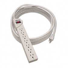 Surge Suppressor 7 Outlet 25Ft Cord 1080 Joules