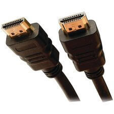 High Speed HDMI Cable with Ethernet - 25'