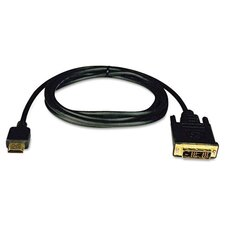 6Ft Hdmi To Dvi Gold Digital Video Cable