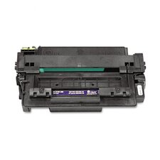 281201500 Compatible MICR Toner, 6,500 Page-Yield, Black