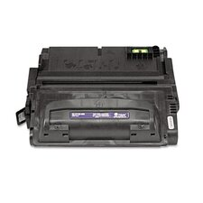 42A Compatible Toner Secure, 12,000 Page-Yield, Black