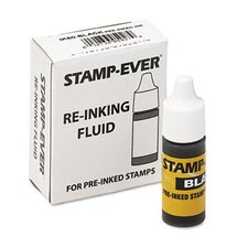 <strong>U.S. Stamp & Sign</strong> Refill Ink For Clik! and Universal Stamps, 7Ml-Bottle