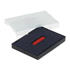 Trodat T4727 Dater Replacement Pad, 1 5/8 X 2 1/2