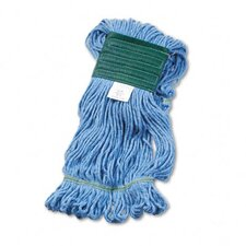 Super Loop Wet Mop Head, Cotton/Synthetic